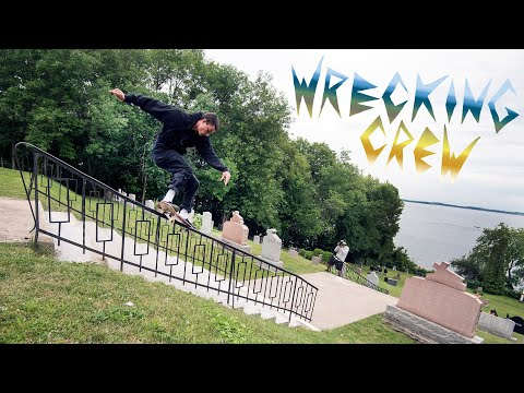 Wrecking Crew Video