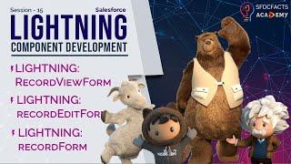 Lightning Component Development Day15 - RecordEditForm, RecordViewForm, RecordForm
