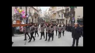 preview picture of video 'Processione del SS Crocifisso - Calatafimi Segesta - Pomeriggio del 3 maggio 2014'