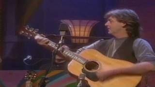 Paul McCartney HD - UNPLUGGED - San francisco Bay Blues