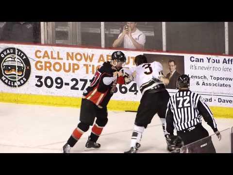Tyler Yaworski vs. Kevin Harvey