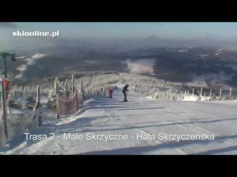 Szczyrk Czyrna - Solisko raport narciarski 5.01.11