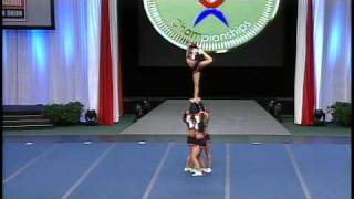 Team Norway All Girl Group Stunt