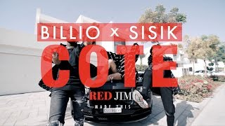 Billio   COTE (Ft. SisiK) Clip Officiel