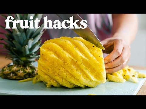 5 Clever Fruit-Cutting Hacks Everyone Should Know