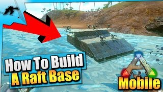 how to make a raft base in ark - Free video search site - Findclip Net