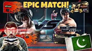 Tekken 7 - How To Find Matches Online (Urdu/Hindi)
