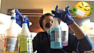 A DAY IN THE LIFE OF A HOUSEKEEPER DURING CORONAVIRUS | PART 2