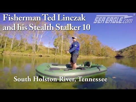 Sea Eagle Stealth Stalker Fishing Boat Customer Review