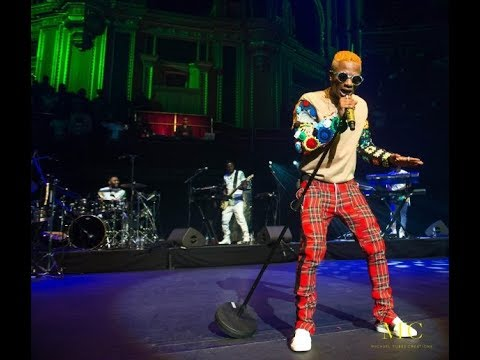 From Ojuelegba To Royal Albert Hall,  Wizkid Makes History At The Iconic Arena
