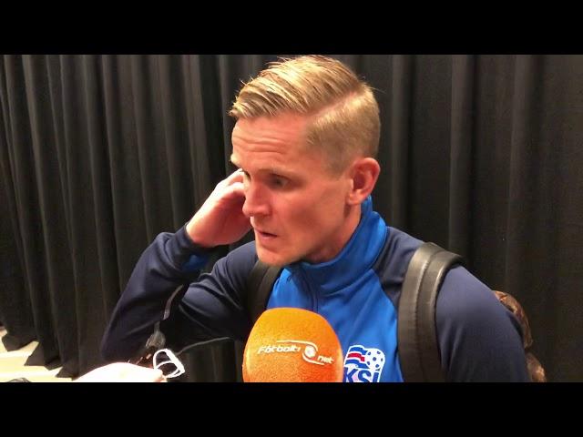 Ari Freyr: Ekki eins og það hafi einhver úr Víkingi Ó. komið inn