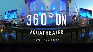 Harmony of the Seas: Aqua Theater