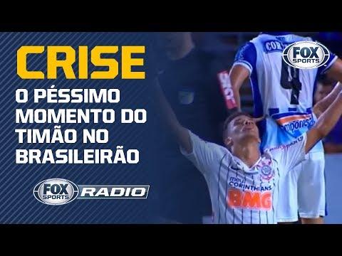 Corinthians está em crise? FOX Sports Rádio Debate!
