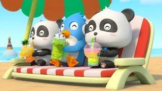 Magic juice | Colors Song, Food Song | Nursery Rhymes | Kids Songs | Kids Cartoon | BabyBus