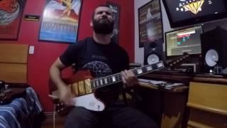 Far From Alaska + Ego Kill Talent - Collision Course [Guitar cover]