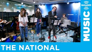 "The National   ""Light Years"" [LIVE @ SiriusXM]"