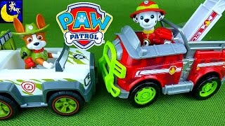 Paw Patrol Jungle Rescue Vehicle Toys in the Paw Patroller, Air Patroller &  Look Out Tower Playset!