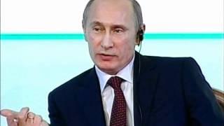 Путин   У вас же даже дров нет    SR1126