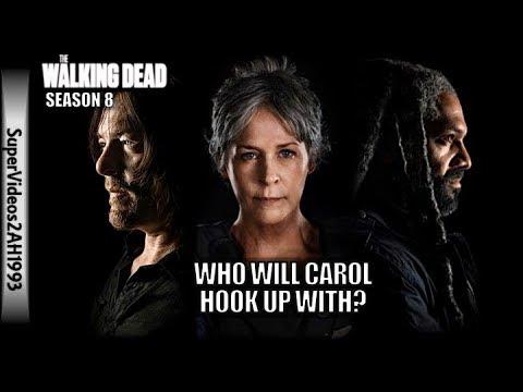 Who Will Carol Hook Up With? Daryl or King Ezekiel? || TWD Season 8/9