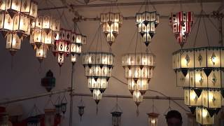 preview picture of video 'La foire de Monastir'