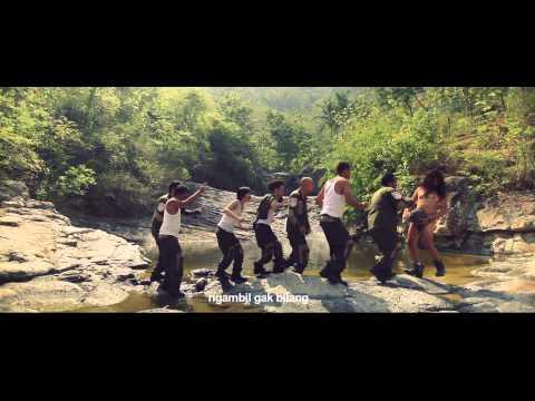 Endank soekamti   maling kondang  official music video