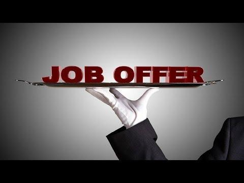 Что такое Job Offer и как это работает. Рабочая виза в США