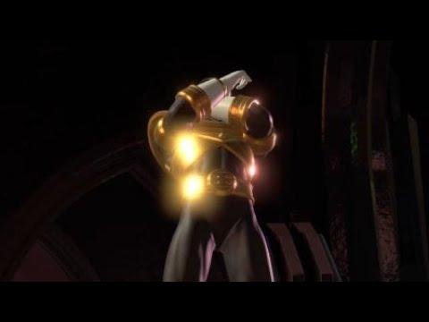 Power Rangers - Battle for The Grid gold pink rangers vs evil
