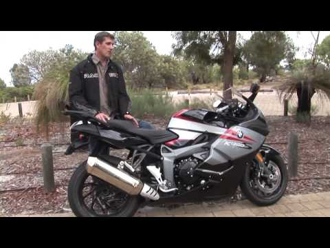 BMW K1300 Review