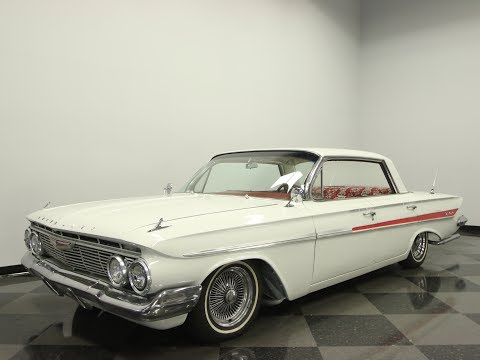 Video of Classic '61 Impala located in Lutz Florida - $13,995.00 Offered by Streetside Classics - Tampa - LGUL