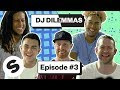 DJ Dilemmas Would Afro Bros The Him Carta rather collab with Ellie Goulding or Ariana Grande