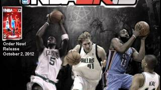 NBA 2K13 Soundtrack - Around The World (Radio Edit) - Daft Punk