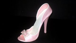 Fondant High Heel Shoe Tutorial