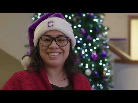 Merry Christmas & Happy Holidays from Capital University 2017