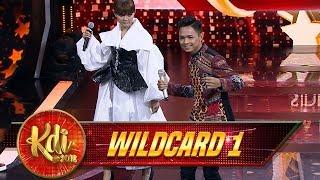 GOKILL!! Abi Kreatif Banget, Dia Buat Koreografinya Sendiri - Gerbang Wildcard 1 (3/8)