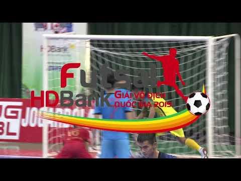 Giải futsal VĐQG 2019: Kardiachain Sài Gòn FC vs Cao Bằng (6-3)