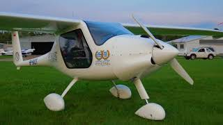 Pipistrel Weight and Balance Information Video - hmong video