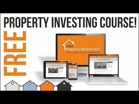FREE Property Investing Course... How To Invest In Property & Build A Portfolio | Property Course
