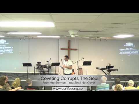 Coveting Corrupts The Soul