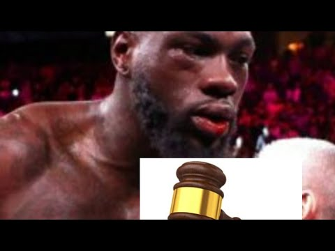 BREAKING! DEONTAY WILDER SUSPENDED 6 MONTHS AFTER THE KNOCKOUT LOSS TO TYSON FURY: COUNTERPUNCHED