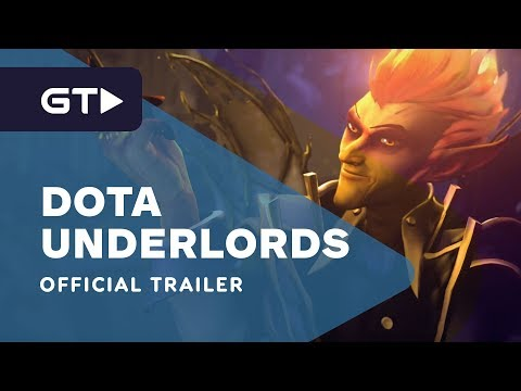 Dota Underlords - Official Season One Trailer