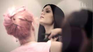 Jessie J ELLE Magazine UK Behind The Cover Video Shoot - November Issue 2012