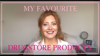 My All-Time Favourite Drugstore Beauty Products