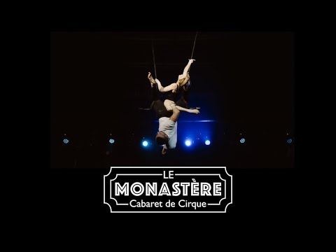 Le Monastère Circus-Cabaret performed inside a Montreal church year-round