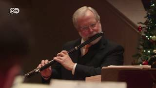 The 14 Berlin Flutes play Dance of the Hours