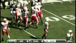 2010 Nebraska Football (Highlights)