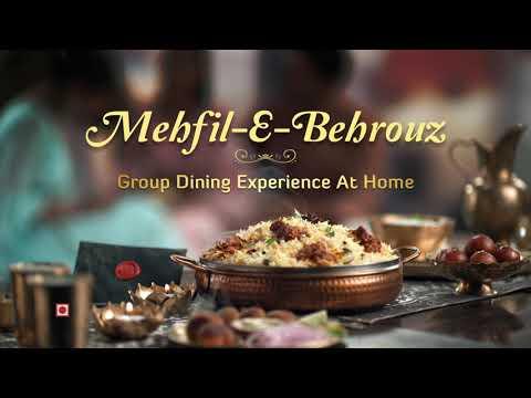 Behrouz Biriyani – Mehfil Advert