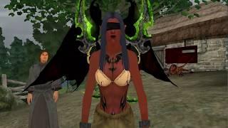 TES IV: Oblivion №10 Спасаем дочь Мерунеса Дагона