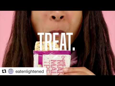 Enlightened Ice Cream Marshmallow Crispy Campaign