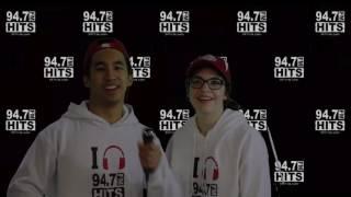 94.7 Hits FM MMHM 2017