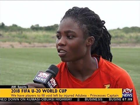 2018 FIFA U-20 World Cup - AM Sports on JoyNews (18-7-18)